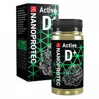 NANOPROTEC ACTIVE D+ Присадка в масло дизельных двигателей 90 мл