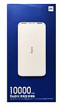 Внешний аккумулятор Xiaomi Redmi Power Bank 10000 mAh Micro-uSB/USB-c (PB100LZM)  Белый Цвет