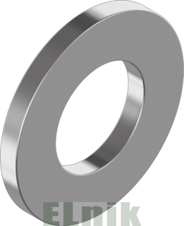 Шайба 14, цинк белый, (КИЛОГРАММ) DIN125, МЕТАЛВИС [7O20000007O1420001]