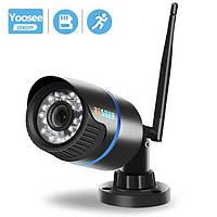 Besder 6024 Wi-Fi IP Камера Onvif 1.0MP HD Внешняя, погодозащитная, инфракрасное Ночное Видение. YooSee
