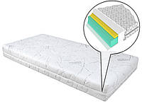 Ортопедический, беспружинный, гипоаллергенный матрас ECO Comfort memory. Высота 20см