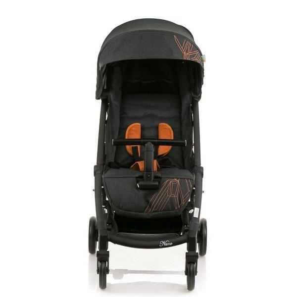 "Прогулянкова коляска ""Nano"" Netherlands Orange Babyhit"