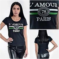 Летние женские футболки, фото 1