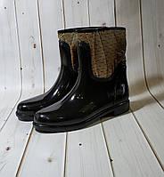 Женские резиновые утепленные сапоги ,ботинки,полусапожки,ЧИТАЙТЕ ОПИСАНИЕ ТОВАРА, фото 1