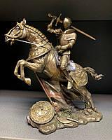 Статуэтка Рыцарь на коне Veronese WS-91/ 1, фото 1