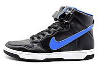 Кросівки чоловічі полуботинки Nike натуральна шкіра