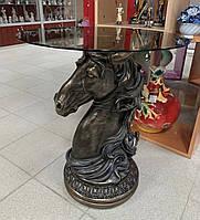 Подставка декоративная, столик Голова лошади Veronese WS-1032, фото 1