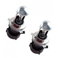 Биксеноновая лампа Baxster  H4 H/L 6000K 35W