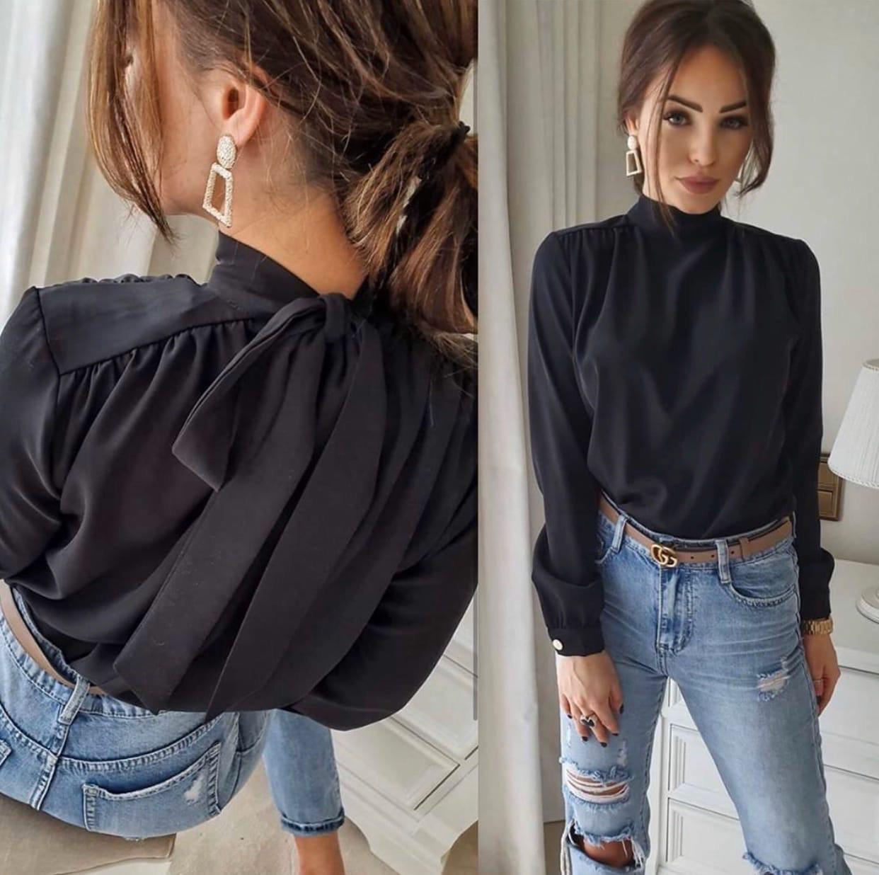 Рубашка женская нарядная блузка размеры 42 44 46 Новинка 2020 есть цвета