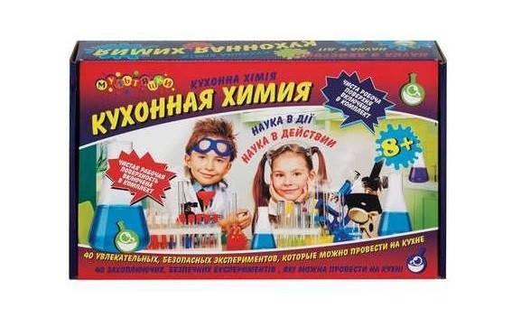 """Игра для детей """"Кухонная химия"""", фото 2"""