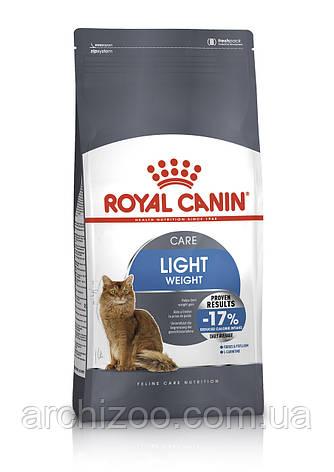 Royal Canin Light 10кг для взрослых кошек с избыточным весом, фото 2
