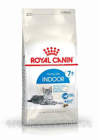 Royal Canin Indoor Mature 7+ 0,4кг для кошек старше 7 лет живущих в помещении, фото 2