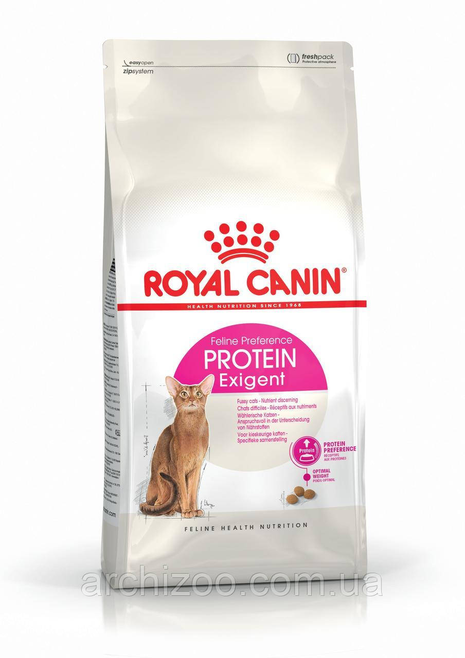 Royal Canin Exigent Protein 0,4кг для взрослых кошек привередливых к составу