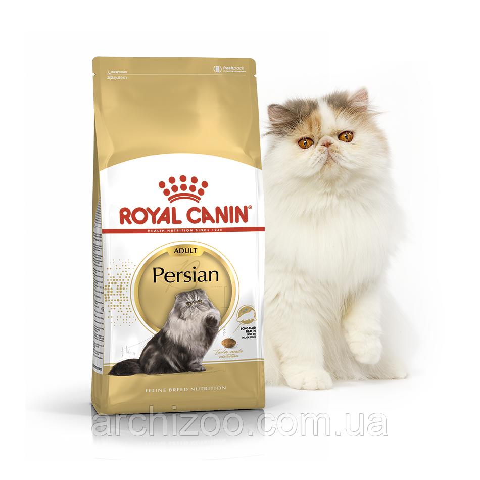 Royal Canin Persian 2кг для кошек персидской породы старше 12 месяцев