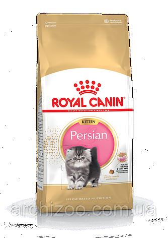 Royal Canin Kitten Persian 400 г для персидских котят, фото 2