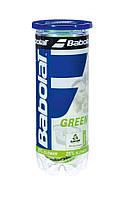 Мячи теннисные для детей Babolat Green X3 501066/113 (3 шт.)