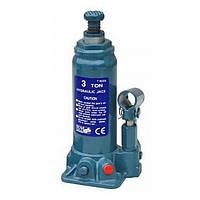 Домкрат гидравлический бутылочный 3т 194-372 мм TORIN T90304