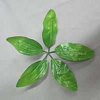 Искусственный лист Орхидеи уп-100 шт