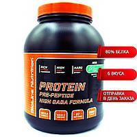 Протеин для начинающих  BioLine Nutrition + GABA 80%
