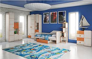 Мебель для детской комнаты Санта