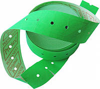 Этикет-лента Printex 21х12 зелёная прямая