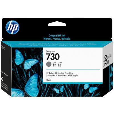 Картридж HP DJ No.730 130-ml Gray (P2V66A)