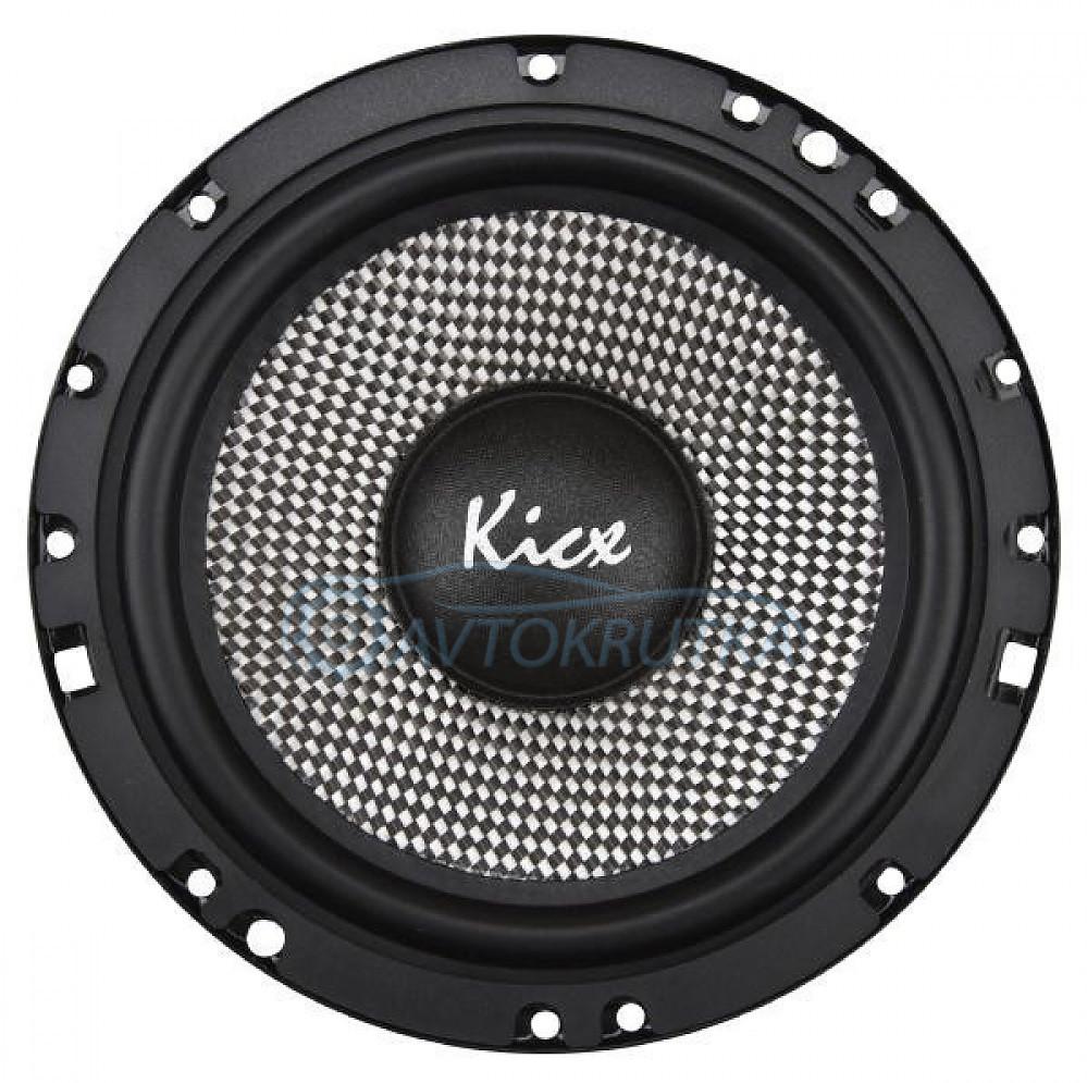 Акустическая система Kicx GFQ 6.2
