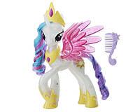 """My Little Pony Набор """"MLP- моя маленькая Пони"""" Интерактивная Принцесса Селестия E0190"""