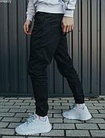 Джоггеры штаны, брюки мужские Staff black