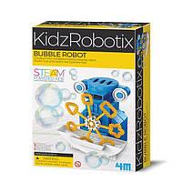 Научный набор 4M Робот-мыльные пузыри (00-03423)