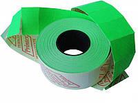 Этикет-лента Printex 26х16 прямоугольная зелёная