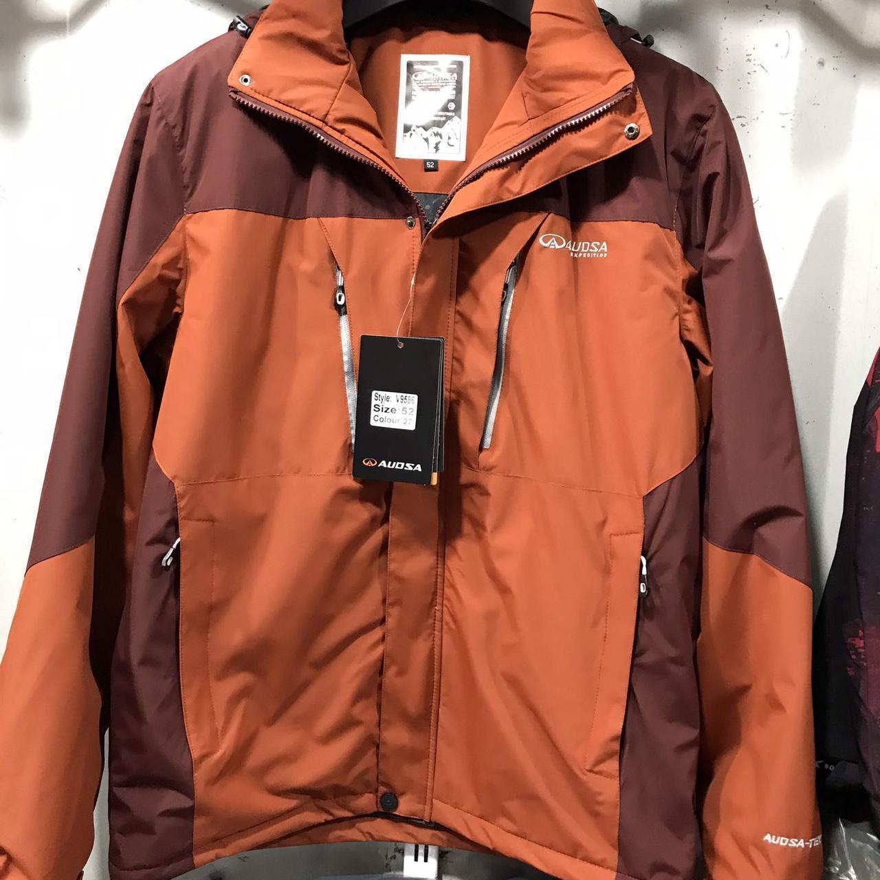 Куртка-ветровка спорт батал мужская демисезон Китай прямая поставка