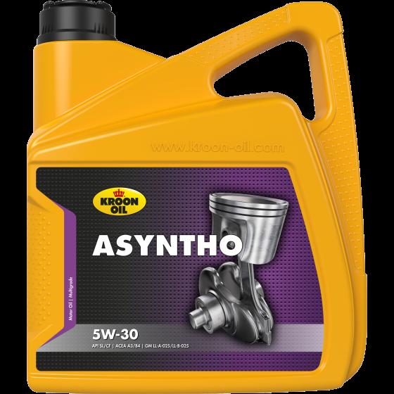 Kroon Oil Asyntho 5W-30 4л
