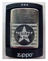 Запальничка Бензинова Zippo United We Stand