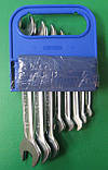 Набор ключей гаечных комбинированных ВИЗ-8а (7-24 мм) с чехлом, фото 2