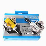 Педали Shimano PD-M540 SPD MTB +шипы, фото 3