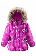Зимняя куртка для девочки Reima Muhvi 511228B, цвет 4622