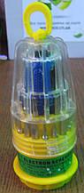 Набір викруток (32 магнітних насадки)