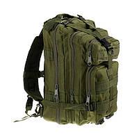 Рюкзак военный тактический штурмовой Molle Assault 20L Olive
