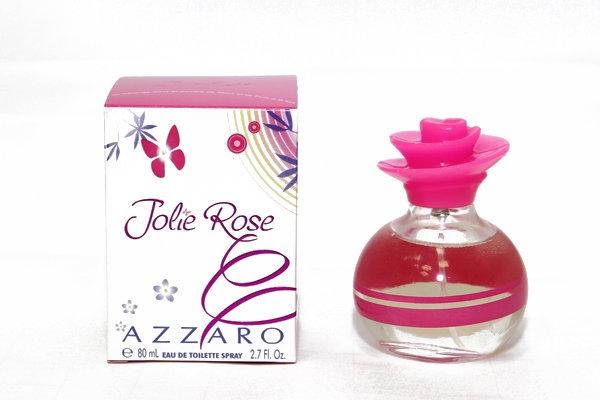 Жіночий аромат Azzaro Jolie Rose