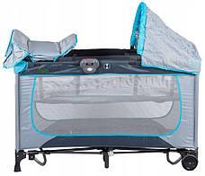 Детские кроватки для путешествий качающееся Ecotoys 625A, фото 2