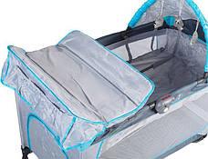 Детские кроватки для путешествий качающееся Ecotoys 625A, фото 3