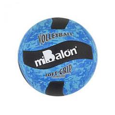 """Мяч волейбольный """"miBalon"""" (синий) С40077"""