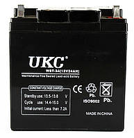 Аккумулятор UKC WST-24 12V 24Ah