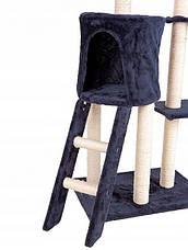 Дралка для кота домик legowisko 138cm xl DRAPAK01 GRAY, фото 2