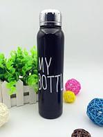 Термос My Bottle черный