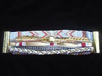 HIPANEMA женский эксклюзивный браслет S магнитная застёжка