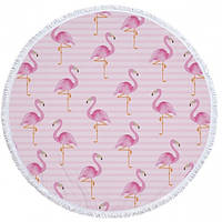 Пляжный коврик Tender Flamingo