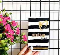 Книга с наклейками Sticker Book for Girl
