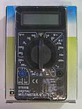Мультиметр цифровой DT-830B (прозвонка), фото 2